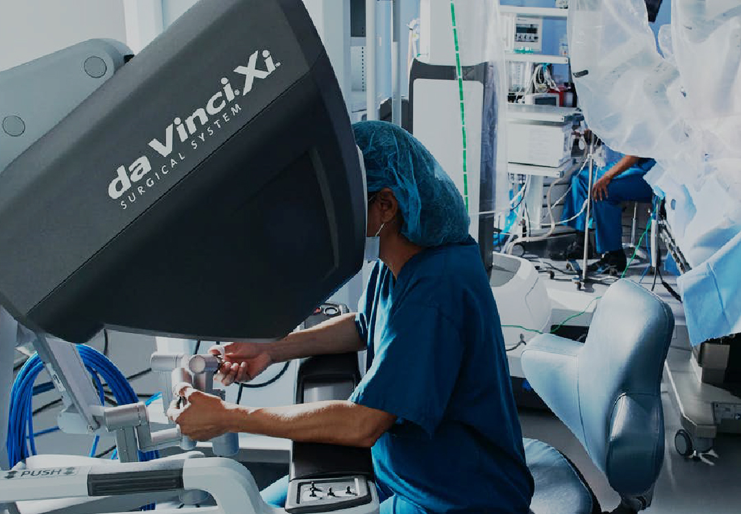 Paciente Bariátrico: cirurgia robótica no tratamento da obesidade